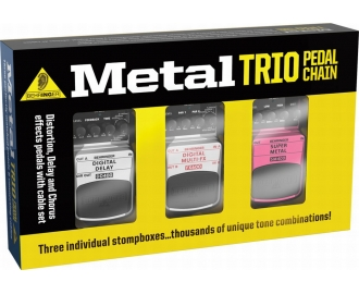 Metal trio