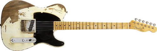 Jeff Beck Esquire Relic