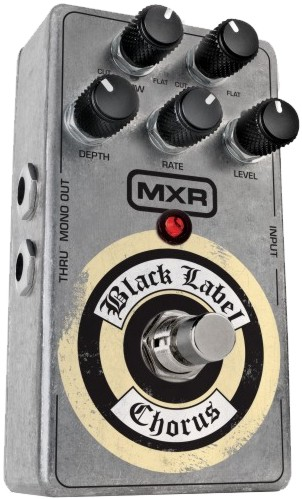 MXR ZW38 Zakk Wylde black label