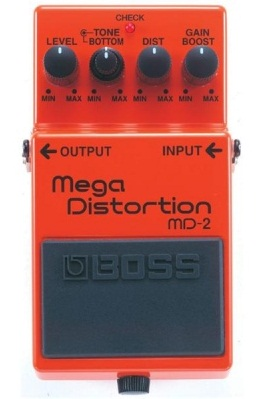 MD-2  Mega Distortion