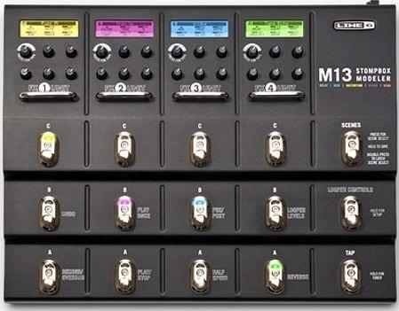 M13 Stompbox Modeler