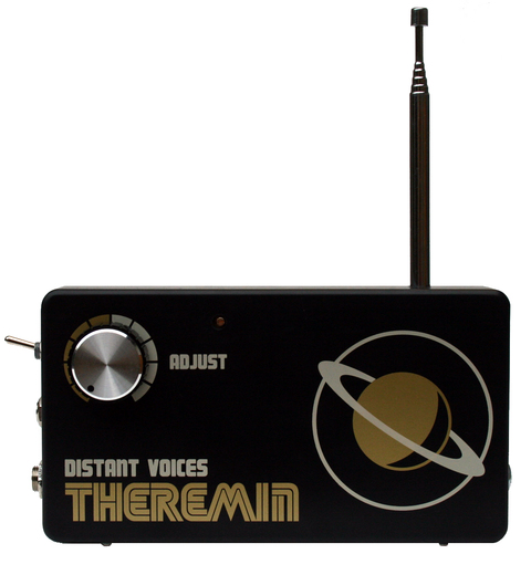 Theremin - distant voices